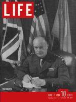 Life Magazine, June 19, 1944 - General Eisenhower