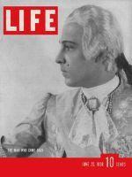 Life Magazine, June 20, 1938 - Rudolph Valentino