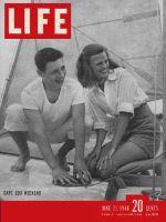 Life Magazine, June 21, 1948 - Cape Cod weekend
