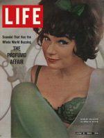 Life Magazine, June 21, 1963 - Shirley Maclaine