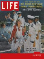 Life Magazine, June 22, 1959 - Air Academy grads