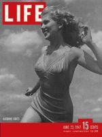 Life Magazine, June 23, 1947 - Bathing suits