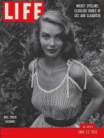 Life Magazine, June 23, 1952 - Mail-order fashions
