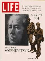 Life Magazine, June 23, 1972 - Alexander Solzhenitsyn