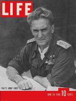 Life Magazine, June 24, 1940 - Italy's Army chief