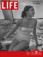 Life Magazine, June 27, 1949 - Inland Sailing