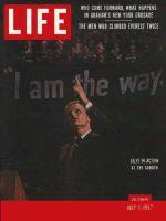 Life Magazine, July 1, 1957 - Billy Graham