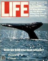 Life Magazine, July 1, 1979 - Endangered Whales