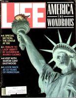 Life Magazine, July 1, 1986 - Statue Of Liberty