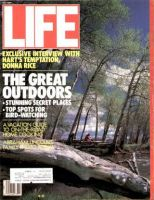 Life Magazine, July 1, 1987 - The Great Outdoors