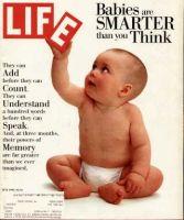 Life Magazine, July 1, 1993 - Smart Babies