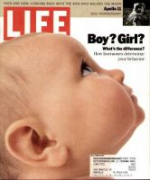 Life Magazine, July 1, 1999 - How Boys and Girls Are Different
