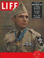 Life Magazine, July 2, 1951 - Heroes in Korea, Medal of Honor