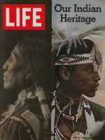 Life Magazine, July 2, 1971 - American Indians
