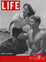 Life Magazine, July 4, 1949 - Seaside date