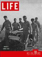 Life Magazine, July 5, 1943 - U.S. combat dead