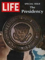 Life Magazine, July 5, 1968 - Presidential Seal