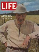 Life Magazine, July 7, 1961 - Citizen Eisenhower