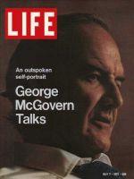 Life Magazine, July 7, 1972 - George McGovern
