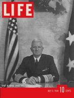 Life Magazine, July 8, 1940 - Admiral Stark