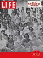 Life Magazine, July 9, 1951 - Charlotte, N.C. debutantes