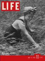 Life Magazine, July 11, 1938 - Shirley Temple
