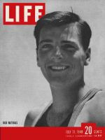 Life Magazine, July 11, 1949 - Olympian Bob Mathias