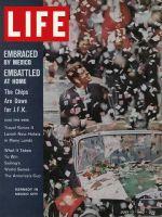 Life Magazine, July 13, 1962 - John F. Kennedy in Mexico