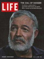 Life Magazine, July 14, 1961 - Ernest Hemingway obituary