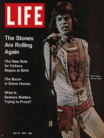 Life Magazine, July 14, 1972 - Mick Jagger