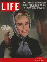 Life Magazine, July 15, 1957 - Maria Schell