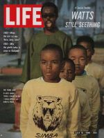 Life Magazine, July 15, 1966 - Young black militants