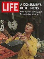 Life Magazine, July 16, 1971 - Bess Myerson