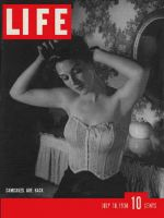 Life Magazine, July 18, 1938 - Camisoles