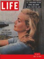 Life Magazine, July 19, 1954 - Eva Marie Saint