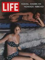 Life Magazine, July 19, 1968 - Young American nomads on Crete