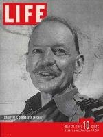 Life Magazine, July 21, 1941 - Singapore's defender