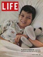 Life Magazine, July 21, 1961 - Brazilian boy