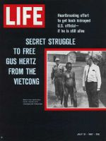 Life Magazine, July 21, 1967 - Kidnapped U.S. Official in Vietnam