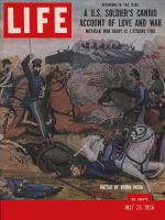 Life Magazine, July 23, 1956 - Mexican War diary