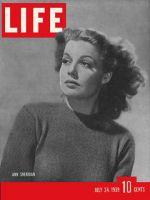 Life Magazine, July 24, 1939 - Ann Sheridan
