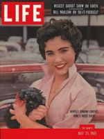 Life Magazine, July 25, 1955 - Cathy Crosby