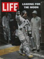 Life Magazine, July 25, 1969 - Neil Armstrong