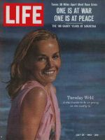 Life Magazine, July 26, 1963 - Tuesday Weld