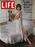 Life Magazine, July 27, 1962 - Elsa Martinelli