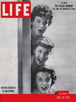 Life Magazine, July 28, 1952 - British starlets