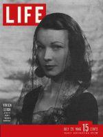 Life Magazine, July 29, 1946 - Vivien Leigh