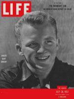 Life Magazine, July 30, 1951 - Gary Crosby