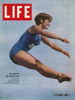 Life Magazine, July 31, 1964 - Olympic diver