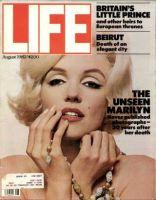 Life Magazine, August 1, 1982 - Marilyn Monroe